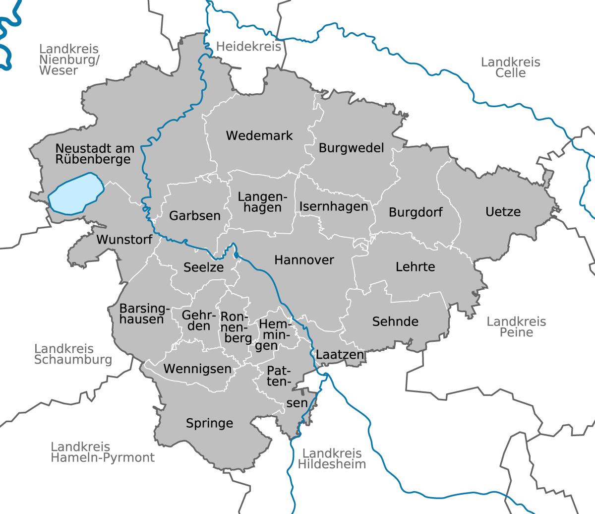 Kreis Hannover Land